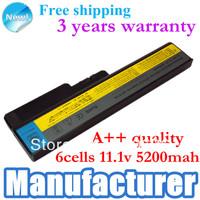 Laptop Battery For Lenovo G530 B460 G550  IdeaPad Z360 B460 V460d G430 V460A-ISE Z360 Z360-091232U L08S6Y02 L08S6D02 L08S6C02