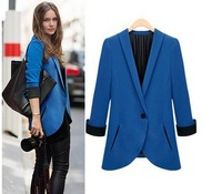 FreeShipping! 2013 hot sales women fashion leisure Jacket, Western styles lady fashion clothes, Three size choice, S,M,L.