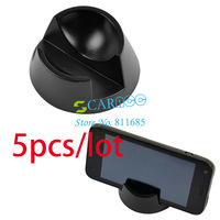 New  Black HM-IP91 Portable Small Holder for Phone/ Avigraph/ Camera 12800