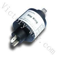 3 ways 7A ,OD32mm,Plug Straightly Slip Rings H3,Mercury free