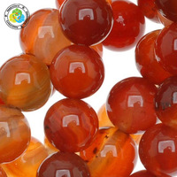 free shipping wholesale HI-Q DIY 10mm health light red seaweed veins faceted Agate Round spacer loose beads 200pcs/lot