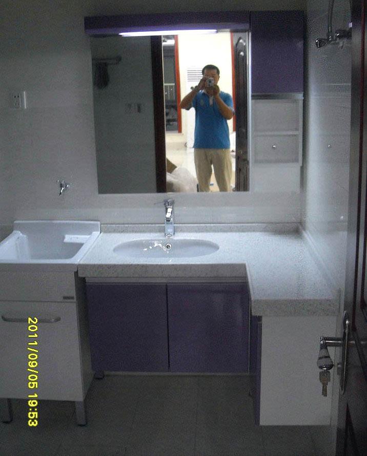 Online kopen wholesale hoek badkamermeubel uit china hoek badkamermeubel groothandel - Mode badkamer ...