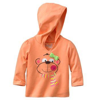 new girls t shirt long sleeve t-shirt children's hoodies sweatshirt hooded tshirt kids tee shirt girl blouse jersey frock M1711