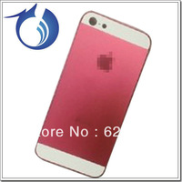 Gold Replacement Hard Metal Back Battery Housing Frame Cover Case for iPhone5 5G