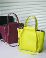 2013 women's fashion handbag fashion zipper decoration handbag one shoulder cross-body bag picture