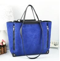 Hot-selling high quality fashion vintage 2wyas scrub handbag genuine leather bag for women