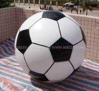 Inflatable soccer helium balloon K7032