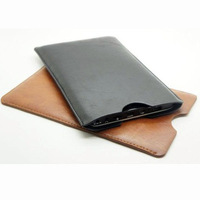 Free Shipping Leather Cover Bag Case Android Robot Pattern Holster Pouch for 8 inch Tablet PC MID E-book