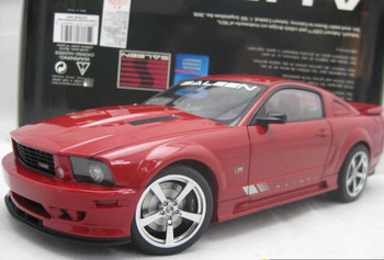 DIE CAST MODEL,1:18 AUTOART,FORD SALEEN MUSTANG S281,RED