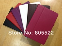 Wholesale 100pcs/lot Leather Case for Microsoft Windows Surface RT mixed color free shipping