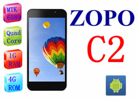 "(In stock) SG free shipping!! ZOPO C2 MTK6589 Quad core Android 4.2 phone 5.0"" 1920*1080 13MP Camera"