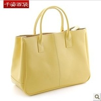 2014 Hot Sale Fashion Women Bags handbag Lady PU handbag Leather Shoulder Bag handbags Elegant
