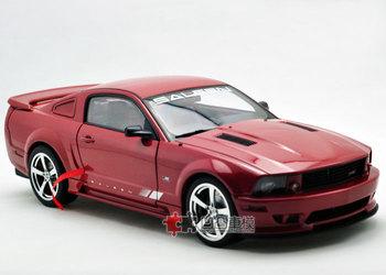 Aotuo saleen s281 mustang saleen alloy car model