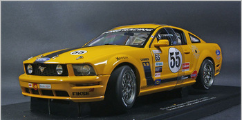 DIE CAST MODEL,1:18 AUTOART,FORD MUSTANG FR500C GRAND AM CUP #55