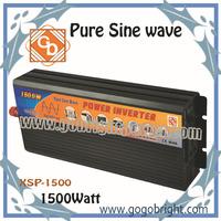 Freight Free 48v 1500w portable input power conversor