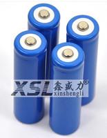 4 PCS 18650 Digital Lithium ion Rechargeable Battery 5000 mah battery LED Flashlight Battery 3.7 V +Free shipping