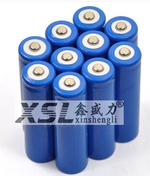 10PCS 18650 Digital lithium ion Rechargeable Battery 5000 mah Battery LED Flashlight battery 3.7 V+ Free shipping