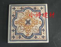 Ceramic tile floor tiles fashion antique brick waistline tile small rustic tile stair brick