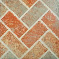 400 antique brick balcony wall and floor tiles tile slip-resistant wear-resistant tile
