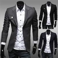 2013 Arc new winter jacket men's casual large hot men's blazers  3 color 4 size 135052