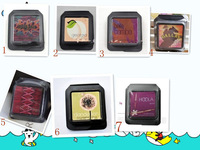 Free shipping 7 Pieces/Lot New Arrival Mix Order 7 Kinds Powder Blush Mini Small Sample! 3g