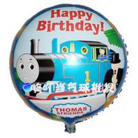 Free Shipping 45 cartoon balloon 18 aluminum balloon