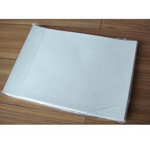 A4 white thermal transfer paper 10 5 yuan best special transfer paper board
