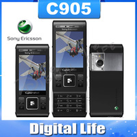Original Sony Ericsson C905 8MP Camera 3G GPS WIFI Cell Phone with Free Shipping