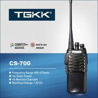 high power output two way radio CS-700 two way radio