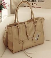 Women's Handbag New Korean Style Pendants Large Shoulder Bag Messenger Bag 201306WB099