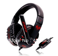 New Somic G923 Gaming Stereo Headset, Stereo Headphone Earphone with Microphone, Fast Shipping!