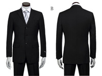 Free shipping!!!2013 New style men business suit high quality dress suit  size S-4XL