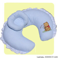 Thick feeding pillow nursing pillow to sit waist support pillow