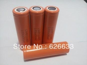 20PCS/Lot Rechargeable Battery 2800mAh 18650 Li-lon Battery For LG Free Shipping