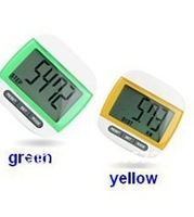 5PCS Multi-Function LCD Screen Calorie Step Counter walking motion tracker Run Distance Pedometer