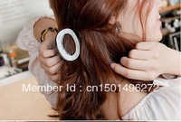 2014  Fashion  Bright Rhinestone Crystal Hair clips Claws Hair Jewelry Accessories For Women  Free Shipping
