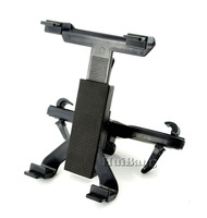 New Universal Car Cradle Bracket Clip Windshield 360 Degree Rotating Stand For iPad 2 3 4 Tablet PC GPS DVD TV Scalable Holder