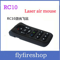 Measy RC10 2.4GHz 4 in 1 Fly Air Mouse,Wireless Keyboard,IR Remote Control,Wireless Air Mouse,laser pen for android tv box / pc