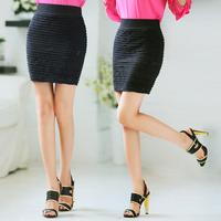4 bq5817 2013 summer new arrival fashion all-match slim beading slim hip skirt