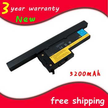Laptop battery Battery 40Y6999 40Y7001 40Y7003 92P1170 92P1165 92P1167 92P1174 92P1163 For IBM X60 X60s free Choice