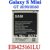 1500mah EB425161LU Replacement Battery For Samsung Galaxy S3 III mini GT I8190 i699 Ace II i8160 S Duos S7562 S7562I