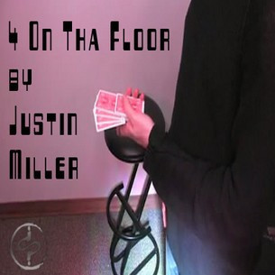 On tha floor by justin miller poker magic