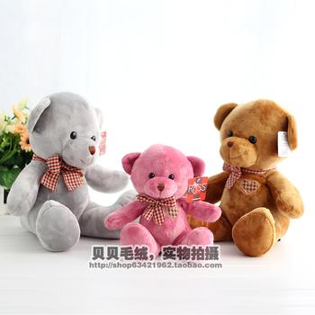 Colorful russ plush toys teddy bear doll birthday gift