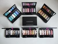 Hot sale Makeup Eye Shadow Palette !! 6 Colors Eyeshadow VITAMIN C & VITAMIN E Palette 6PCS