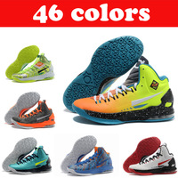 Free Shipping  2013 Kevin Durant Basketball Shoes KD5 KD V 5 For Men High Top Runing Shoes  In US size 8-12  46colors