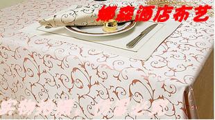 Linen      jacquard   table cloth tablecloth Hotels Wallpaper Custom Wallpaper Wholesale cheaper 25zb