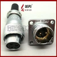 Industrial plug led display plugs ws32 4 core 8 core 10 core 11 core 13 core