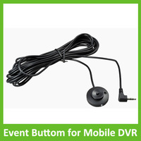 Event button for Mobile DVR Car DVR
