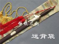 Martial Arts/kungfu Knife Sword bags longquan sword tai chi sword stainless steel martial arts sword