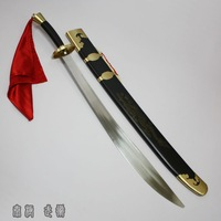 Stainless steel tai chi sword martial arts knife hard knife performance knife stainless steel martial arts knife